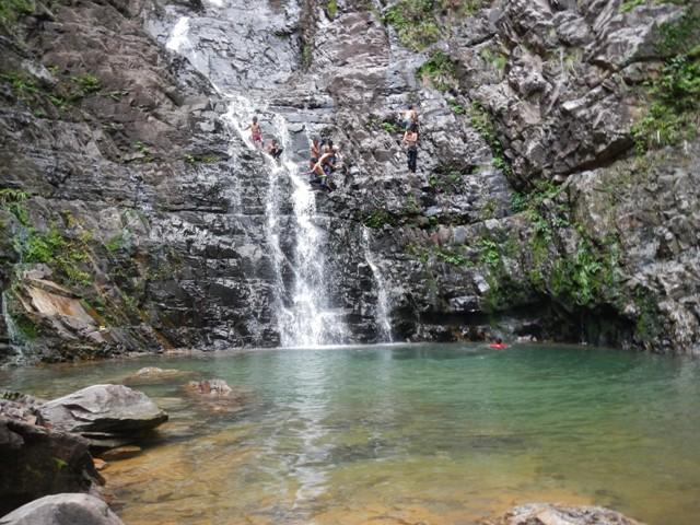 テムルンの滝